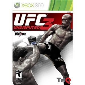 NEW UFC Undisputed 3 X360 (Videogame Software)