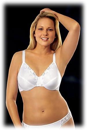 Vanity Fair Women's Satin Solutions Full Figure Underwire Bra 75134