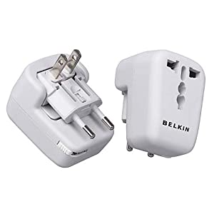 Belkin F8E449 Universal AC Travel Adapter