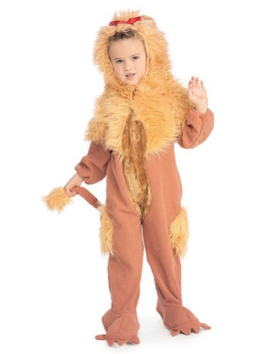 Baby-Toddler-Costume Wizard Of Oz Coward Lion Toddler Costume Halloween Costume
