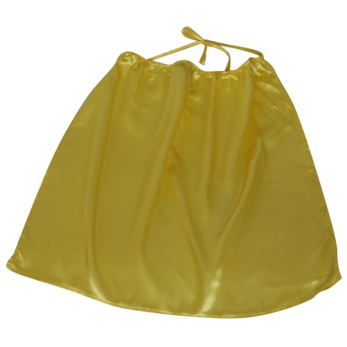 Yellow Gold Superhero Cape 20""