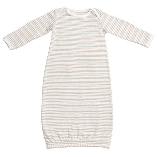 Organic Cotton Unisex Baby Sleepsack Sleeping Bag, 100% Natural Dye-Free Ms Nb