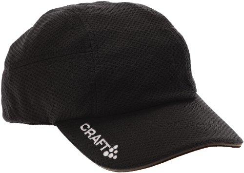 Craft Craft3 - Cappellino da uomo, nero (nero), FR : (Taille Fabricant : TU)