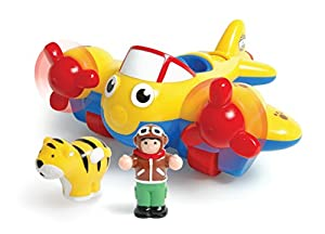 WOW Johnny Jungle Plane - Holiday & Adventure (3 Piece Set)