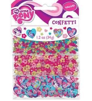 My Little Pony Friendship Confetti [Contains 4 Manufacturer Retail Unit(s) Per Amazon Combined Package Sales Unit] - SKU# 365513