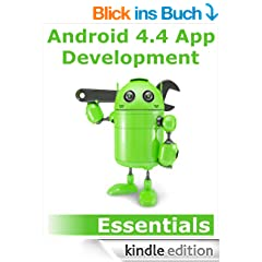 Android 4.4 App Development Essentials (English Edition)