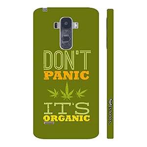 Enthopia Designer Hardshell Case Its Organic Back Cover for LG G4 STYLUS