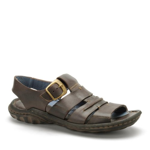 Born Men's Kipp Sandal - 11 M - Dark Brown