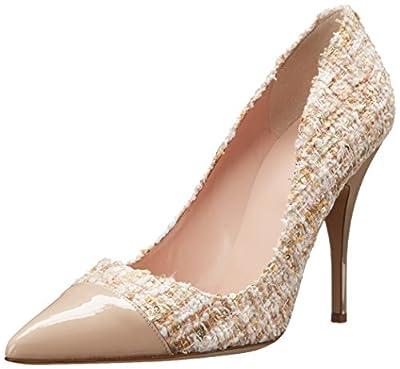 kate spade new york Women's Lacy Dress Pump from Kate Spade New York Footwear