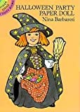 Halloween Party Paper Dolls (Dover Little Activity Books) (0486260534) by Barbaresi, Nina