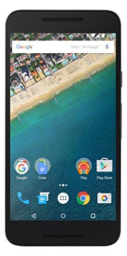 LG Nexus 5X Smartphone débloqué 4G (Ecran: 5,2 pouces - 16 Go - Simple Nano-SIM - Android) Blanc