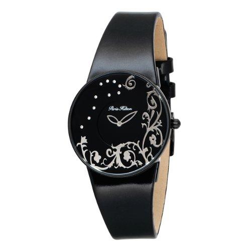 Paris Hilton Women's 138.5077.60 Mirror Black Dial Watch