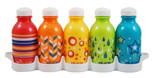Reduce-WaterWeek-Kids-bottle-set