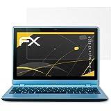 2 x atFoliX Schutzfolie Acer Aspire V5-122P Displayschutzfolie - FX-Antireflex blendfrei