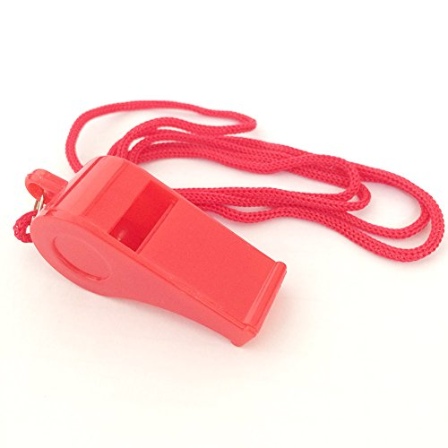 New Plastic Whistle For Boats Raft Shoreline Marine Safety With