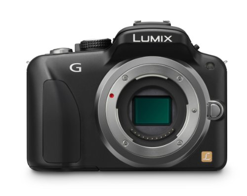 Panasonic LUMIX DMC-G3 16 MP Micro Four-Thirds