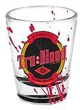 TRUE BLOOD SPLAT SHOTGLASS