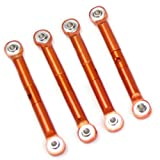 Atomik RC Alloy Front/Rear Push Rod 1:16 Traxxas Slash 4X4 + Other Models - OR