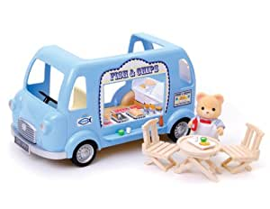 Sylvanian Families Fish and Chips Van
