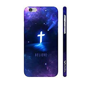 Apple Iphone 6 Believe in the Almighty designer mobile hard shell case by Enthopia