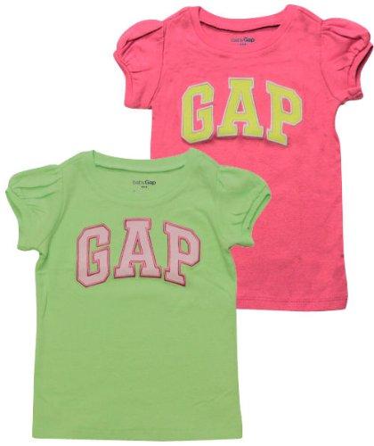BABY GAP(ベビーギャップ) ガールズアップリケロゴTシャツ [並行輸入品]