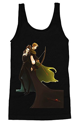 Once Upon A Time Outlaw Queen Women's Tank Top Small