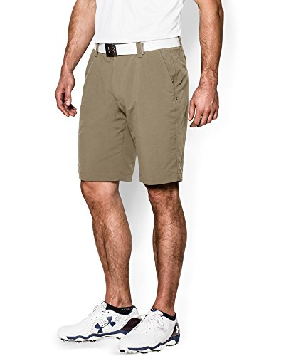 Under Armour Men's Match Play Shorts, Canvas (254), 30 Bermuda Canvas Shorts