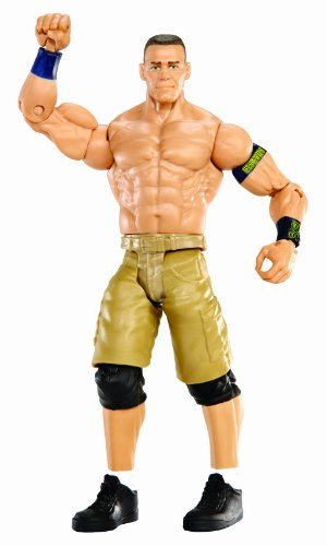 WWE Series #32 John Cena Figure - 1