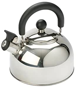 Vango Stainless Steel Camping Kettle With Folding Handle