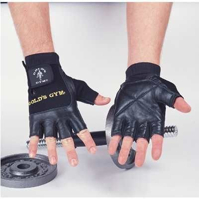 Golds gym Max-Lift Fitness Training Gloves by Golds Gym
