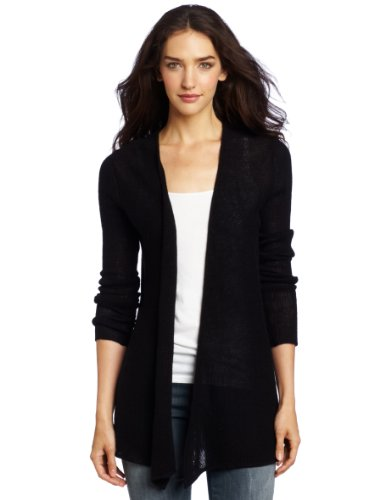 VELVET BY GRAHAM & SPENCER Women's Georgia Open Cardigan