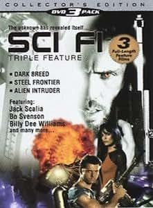 Sci-Fi Triple Feature [Import]