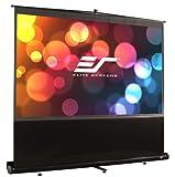"Elite Screens F80NWX ezCinema Series Portable Projection Screen (80"" Diag. 16:10 42""Hx67.2""W)"