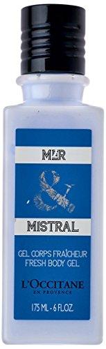L'Occitane Mer & Mistral Fresh Gel Doccia - 175 ml