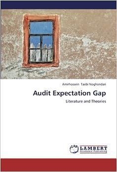 Audit expectations gap
