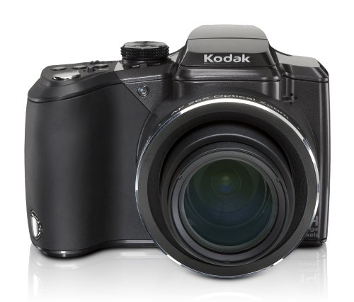 Kodak EasyShare Z981 Digital Camera - Black (14MP, 26x Optical Zoom) 3.0 inch LCD