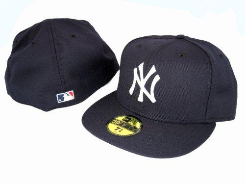 cf baseball team new york yankees new era fitted baseball