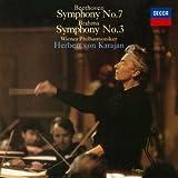ベートーヴェン:交響曲第7番/ブラームス:交響曲第3番