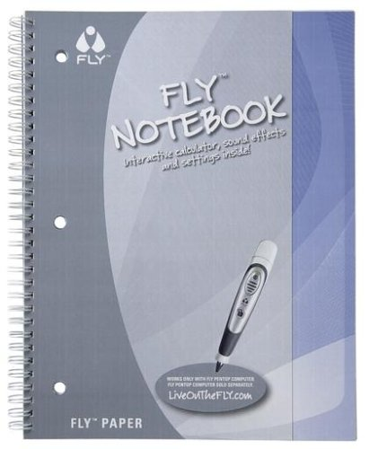 "FLYâ""¢ Paper Notebook Large (8.5 x 11) - 1"