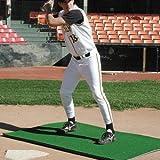 (Price EACH)White Line Equipment Bermuda Sports Turf 3' X 7' Softball Batters Box Mat by White Line Equipment