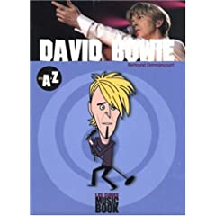 David Bowie de A à Z (Biographie)