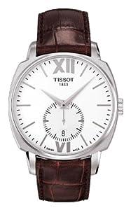 海淘天梭手表:Tissot 天梭 经典系列自动机械男表