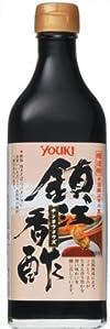 ユウキ食品 鎮江香酢(チンコウコウズ) 500ml