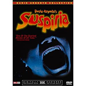 Click to buy Scariest Movies of All Time: Suspiria from Amazon!