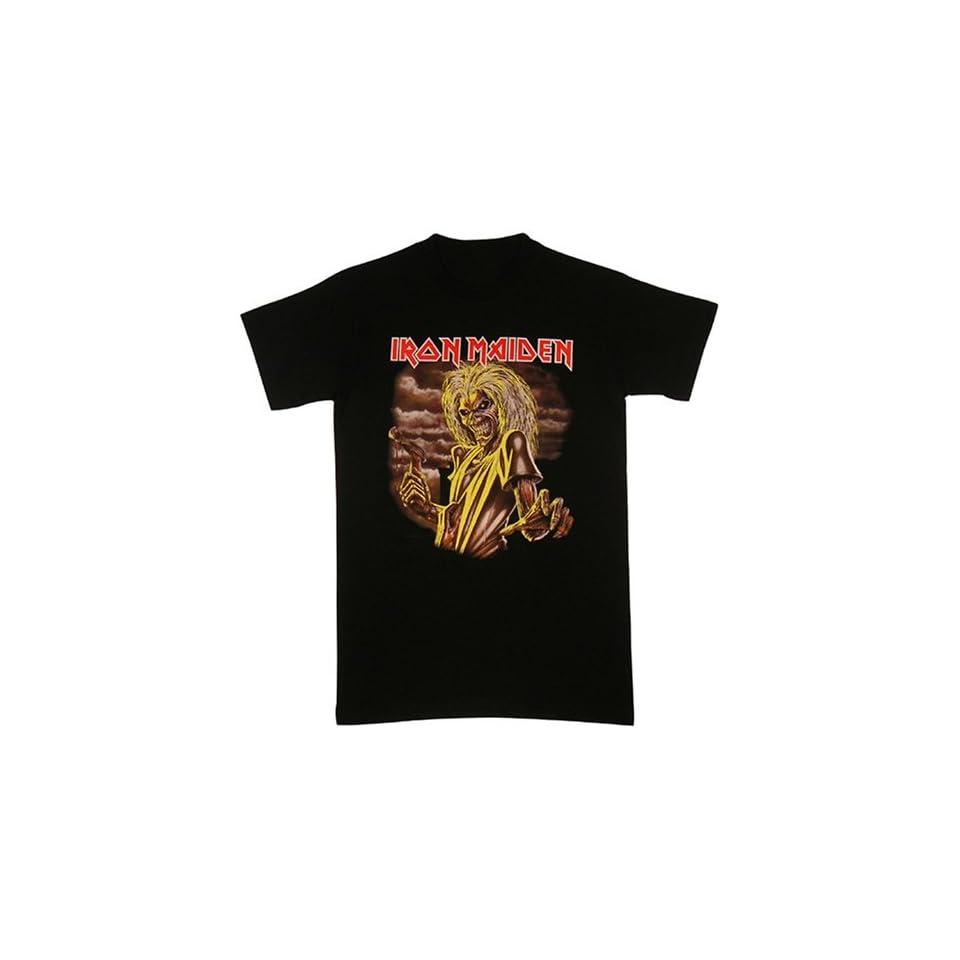 Iron Maiden   New Killers T shirts