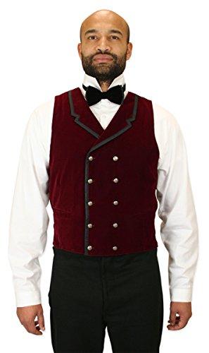 Historical-Emporium-Mens-Gramercy-Velvet-Dress-Vest
