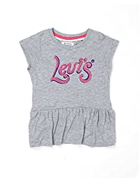 Levis Kids Girls Casual Top