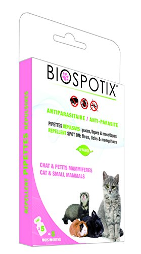 biospotix-100-percent-natural-flea-and-tick-spot-on-repellent-for-cats-1-ml-pipettes-pack-of-5