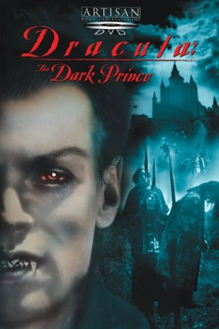 Cover art for  Dracula - The Dark Prince