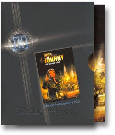 Johnny Hallyday : live à la Tour Eiffel